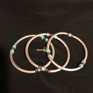 Kenneth Cole bangle bracelet set
